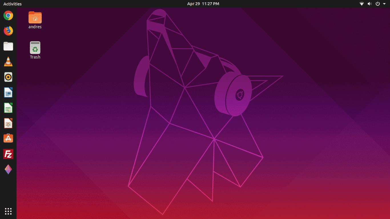 Tema Ubuntu Android