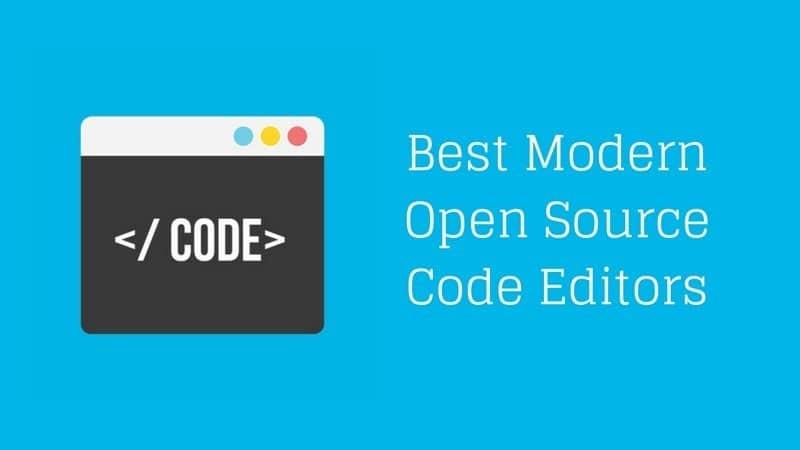 Text editor terbaik di linux