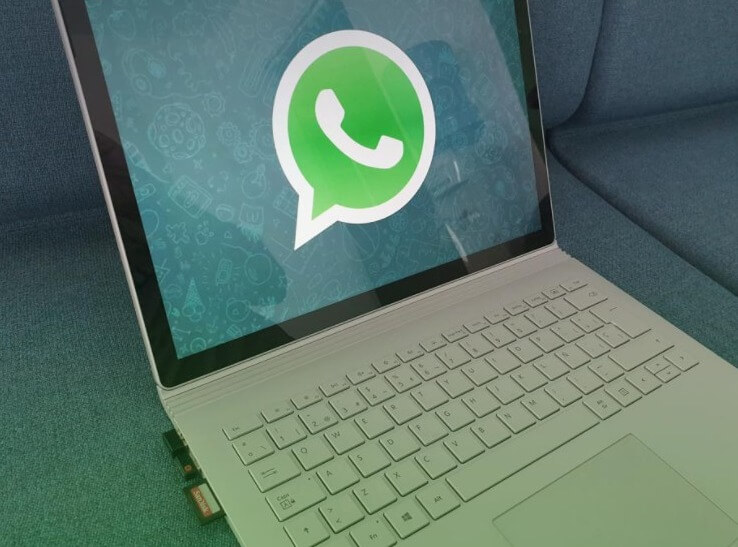 cara menggunakan whatsapp tanpa ponsel