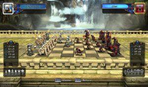 Game Pertempuran Vs Catur