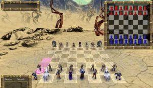 Game Perang catur 3D